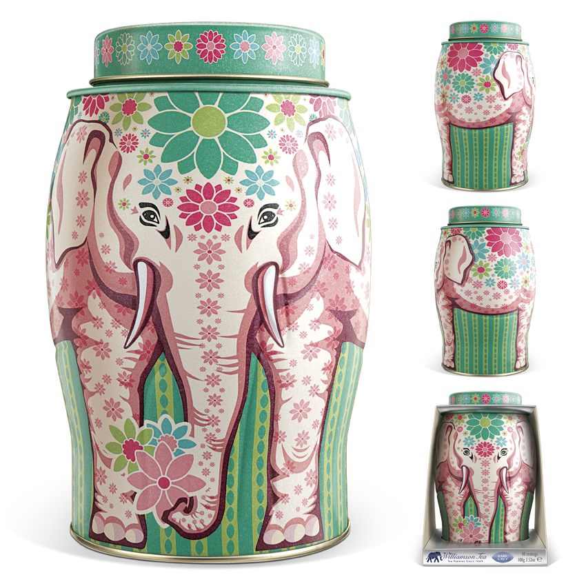 W+M Elephant Caddies