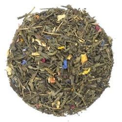 China Sencha Morgentau