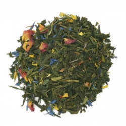 China Sencha Blütentau